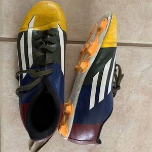 Adidas boy soccer cleats